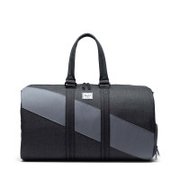 Herschel Novel Reistas Black Crosshatch/Quiet Shade/Periscope