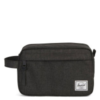 Herschel Chapter Toilettas Black Crosshatch