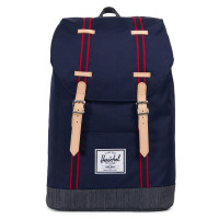 Herschel Retreat Rugzak Offset Peacoat/Dark Denim