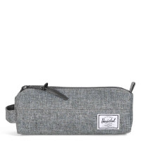 Herschel Settlement Case Etui Raven Crosshatch
