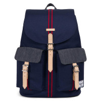 Herschel Dawson Rugzak Offset Peacoat/Dark Denim