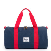 Herschel Sutton Mid-Volume Reistas Navy/ Red
