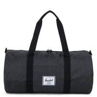 Herschel Sutton Mid-Volume Reistas Black Crosshatch/Black