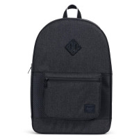 Herschel Ruskin Rugzak Aspect Black Crosshatch/Black/White