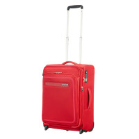 American Tourister Airbeat Upright 55 Exp. Pure red