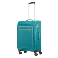 American Tourister Airbeat Spinner 68 Exp. Sky Blue