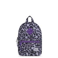 Herschel Heritage Kids Rugzak Snow Leopard/Deep Lavender