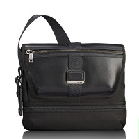 Tumi Alpha Bravo Travis Crossbody Black