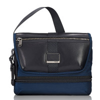 Tumi Alpha Bravo Travis Crossbody Exp. Navy