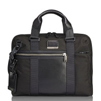 Tumi Alpha Bravo Charleston Compact Brief Black