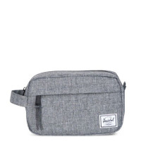 Herschel Chapter Carry On Toilettas Raven Crosshatch