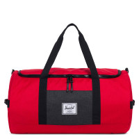 Herschel Sutton Reistas Barbados Cherry Crosshatch/Black Crosshatch
