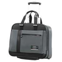 "Samsonite Openroad Rolling Tote 16.4"" Eclipse Grey"