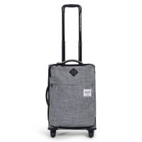 Herschel Highland Trolley Carry-On Raven Crosshatch