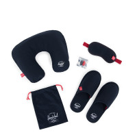 Herschel Travel Accessoires Amenity Kit S/M Navy/Red