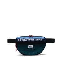 Herschel Nineteen Athletics Heuptas Peacoat Riverside Black/Tile Blue