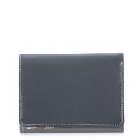 Mywalit Medium Tri-Fold Wallet Portemonnee Storm Grey