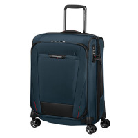 Samsonite Pro-DLX 5 Spinner 55 Expandable Oxford Blue