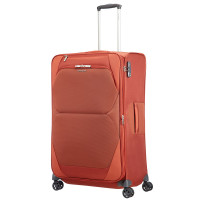Samsonite Dynamore Spinner 78 Expandable Burnt Orange