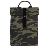 Mi-Pac Day Pack Rugtas Canvas Camo