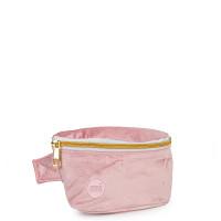 Mi-Pac Bumbag Heuptas Velvet Dusky Pink