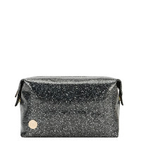 Mi-Pac Wash Bag Toilettas Glitterbal Black