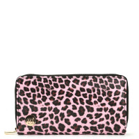 Mi-Pac Zip Purse Portemonnee Cheeta Pink