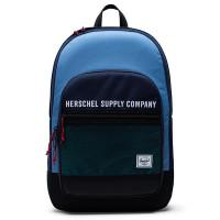 Herschel Kaine Rugzak Peacoat/Riverside/Black/Tile Blue