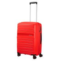 American Tourister Sunside Spinner 68 EXP Sunset Red