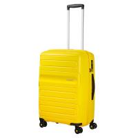 American Tourister Sunside Spinner 68 EXP Sunshine Yellow