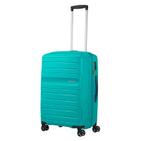 American Tourister Sunside Spinner 68 EXP Aero Turquoise