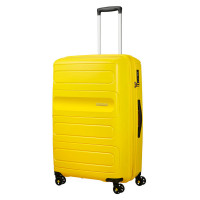 American Tourister Sunside Spinner 77 EXP Sunshine Yellow