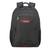"American Tourister AT Work Laptop Backpack 15.6"" Mesh Universe Black"