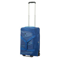 American Tourister Road Quest Duffle Wheels 55 Deep Water Blue