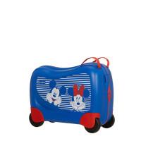 Samsonite Dream Rider Suitcase Minnie/Mickey Stripes