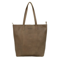 DSTRCT Riverside Shopper Brown 11030