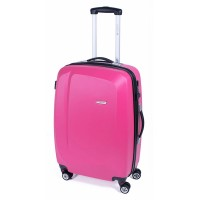Gabol Line Medium Trolley 68 Fuchsia