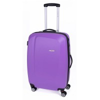 Gabol Line Medium Trolley 68 Mauve