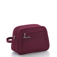 Gabol Zambia Cosmetic Bag Burgundy