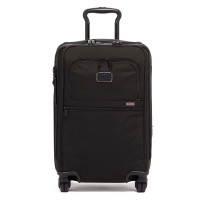 Tumi Alpha 3 International Office Carry On 4 Wheel Black
