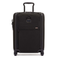 Tumi Alpha 3 International Slim 4 Wheeled Carry On Black