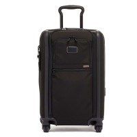 Tumi Alpha 3 International Dual Acces Carry On 4 Wheel Black