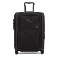 Tumi Alpha 3 Continental Dual Acces Carry On 4 Wheel Black