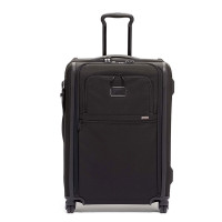 Tumi Alpha Short Trip Expandable 4 Wheeled Packing Case Black