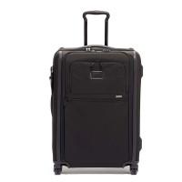 Tumi Alpha Short Trip Expandable 4 Wheeled Packing Case Black