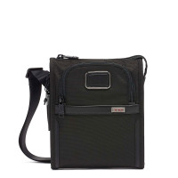 Tumi Alpha Pocket Bag Small Black