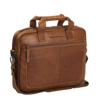 "Chesterfield Calvi Laptoptas 15.6"" Cognac"