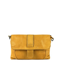 DSTRCT Harrington Road Crossbody Envelop Bag Yellow