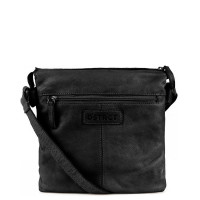 DSTRCT Harrington Road Crossbody Shoulderbag Black