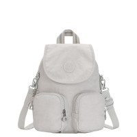 Kipling Firefly Up Backpack Curiosity Grey